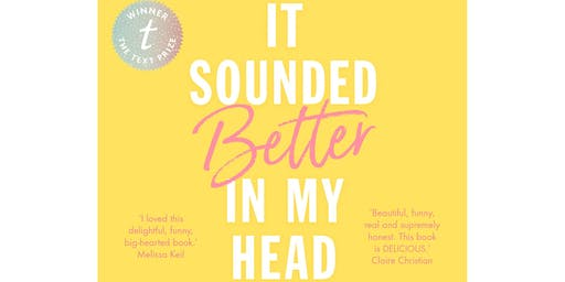 The YA Circle August Meeting- It Sounded Better In My Head
