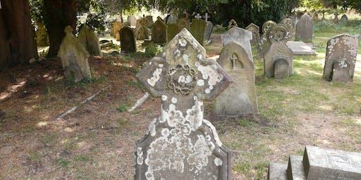 Gravestone Geology (Holywell Cemetery)