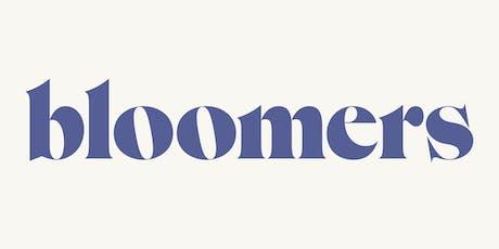 Bloomers : Zine Making Workshop tickets