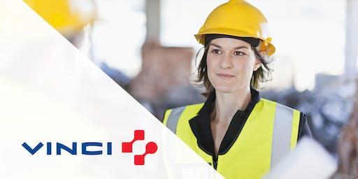 VINCI Construction UK Ltd Supplier Engagement Day - Swansea