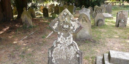 Gravestone Geology (St Sepulchre's Cemetery)