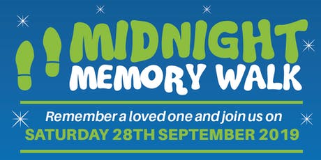 Southern Area Hospice Midnight Memory Walk 2019 tickets