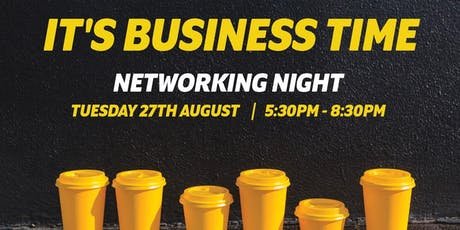 Swan Networking @ Crooked Spire tickets