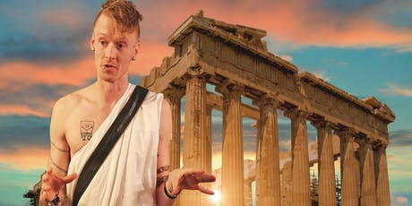 Maths: It's all Greek to me! tickets