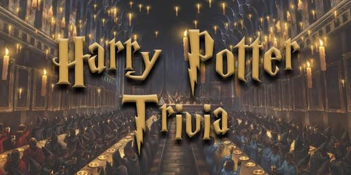 HARRY POTTER Trivia in BALLARAT [Wednesday]