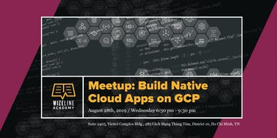 Meetup: Build Native Cloud Apps on GCP