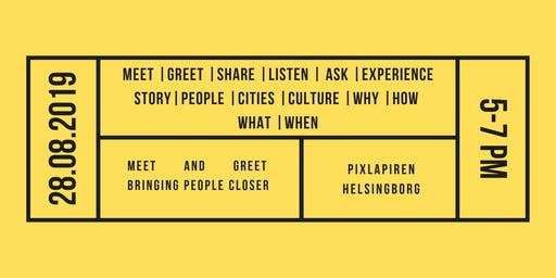 Meet and Greet - Bringing people together in Helsingborg