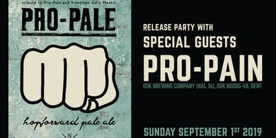 Pro-Pale Release Party