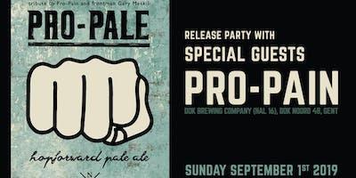Pro-Pale Release Party