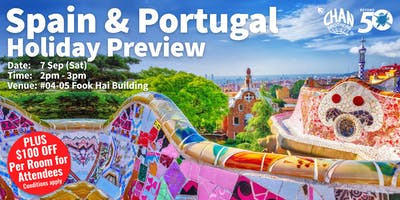 Spain & Portugal Holiday Preview