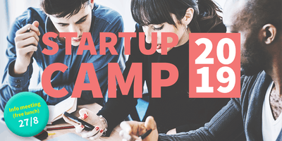 Startup Camp - Info meeting