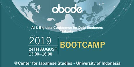 ABCDE JK Bootcamp tickets