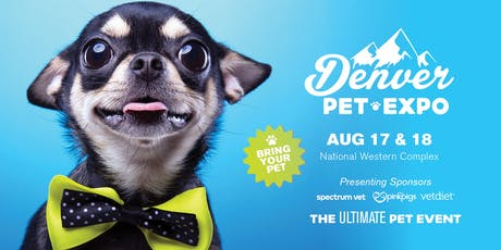 Denver Pet Expo tickets