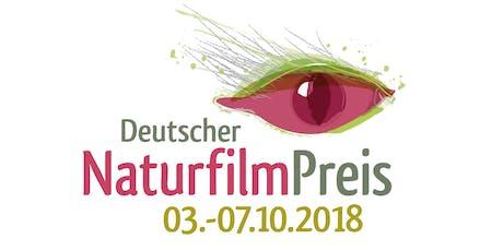 Verleihung Deutscher NaturfilmPreis Tickets