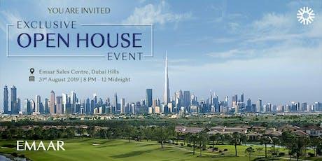 Dubai Hills Estate - Open House Event tickets
