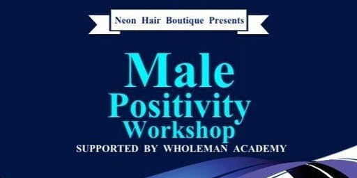 Male Positivity Workshop