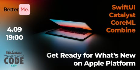 Be Ready for the New Stuff on Apple Platform tickets