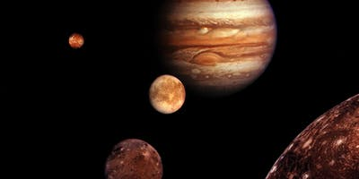 Planetarium Project Shows - A Tour of the Solar System