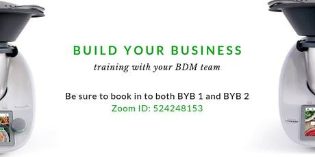 Business Information Session, 11th Sept Wednesday 730pm
