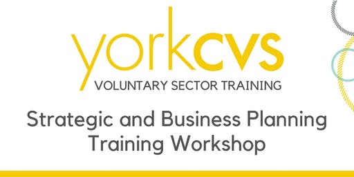 Strategic and Business Planning Training Workshop