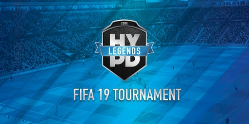 HYPD Legends FIFA 19 Tournament Spectator Tickets - Only at HYPD Arena!
