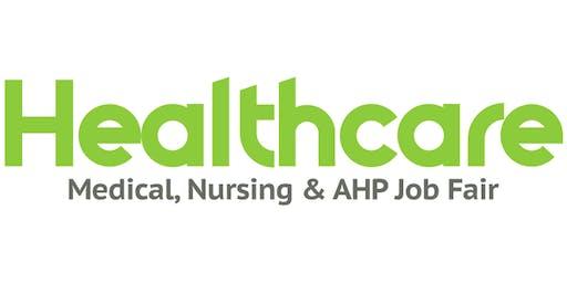 The Healthcare Job Fair - London, October 2019