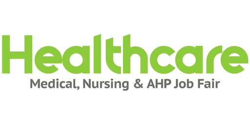 The Healthcare Job Fair - Dublin October 2019
