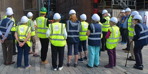 *SOLD OUT* Derby Silk Mill Hard Hat Tours