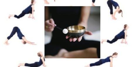 Yoga & Sound Bath tickets