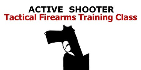 Active Shooter Defense - Tactical Training Course tickets
