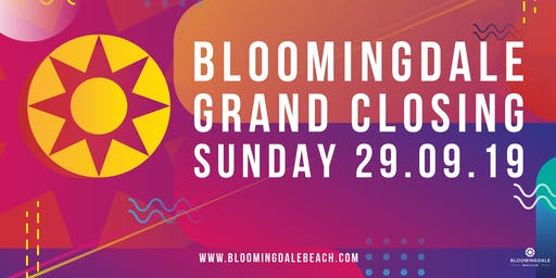 Bloomingdale Grand Closing 2019