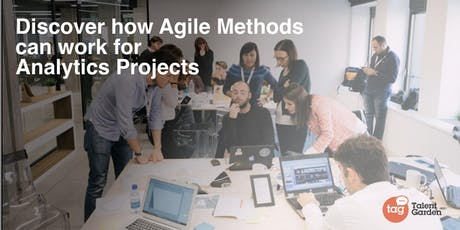 Agile Analytics Framework - Discover how agile methods can work for analytics projects tickets