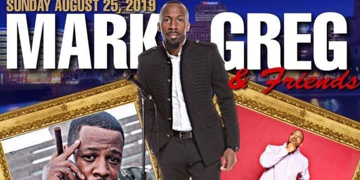 Mark Gregory & Friends Comedy Show