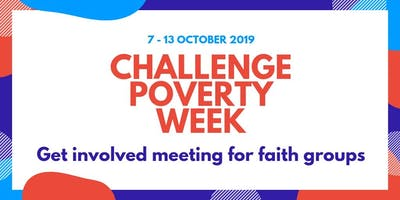 Get involved in Challenge Poverty Week for Faith Groups