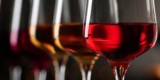 Weintasting in Kooperation mit Cabernet & Friends