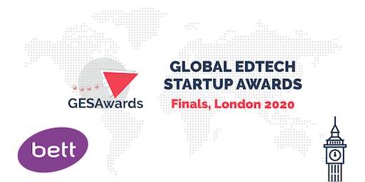 Global EdTech Startup Awards 2019 Finals