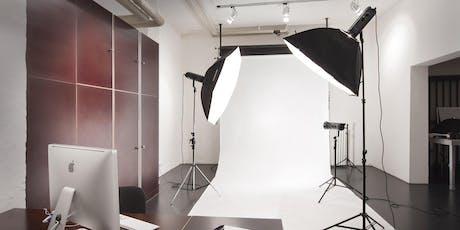 Schnupper-Workshop am Open Day: Licht in der Portraitfotografie Tickets