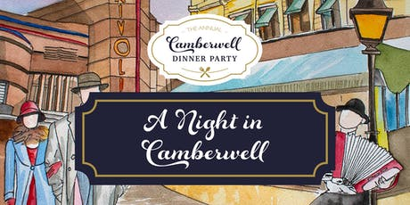 A Night in Camberwell tickets