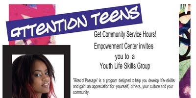 Youth Life Skills Group