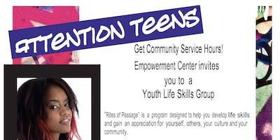 Youth Life Skills Group