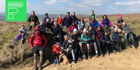 Freshwalks Family - Chinley tickets