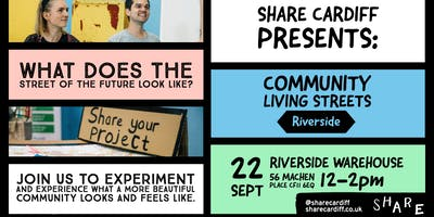 Community Living Streets: Riverside