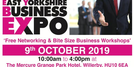 East Yorkshire Business Expo tickets