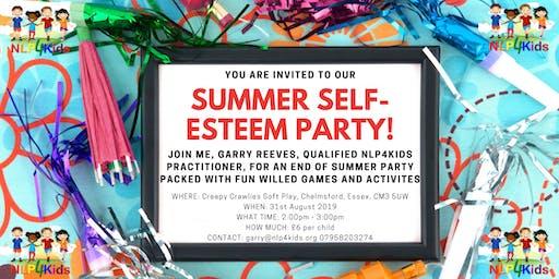 NLP4Kids Summer Self Esteem Party!