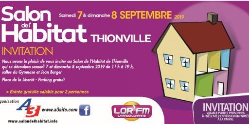 Le salon de l'habitat de Thionville
