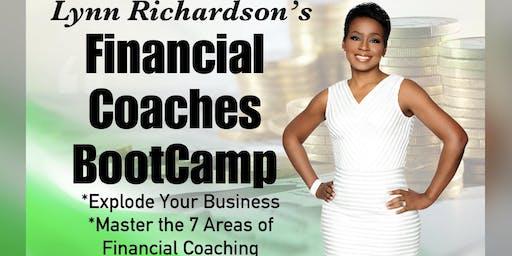 Lynn Richardson's Financial Coaches Bootcamp