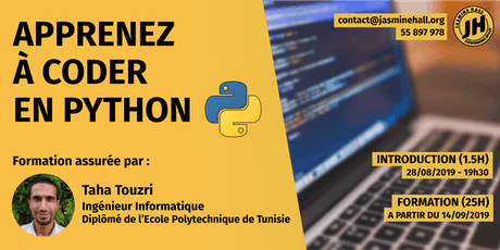 Introduction à Python billets