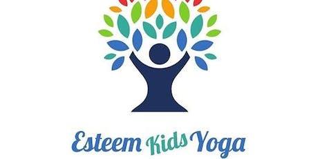 Free Family Yoga with Esteem Kids Yoga tickets