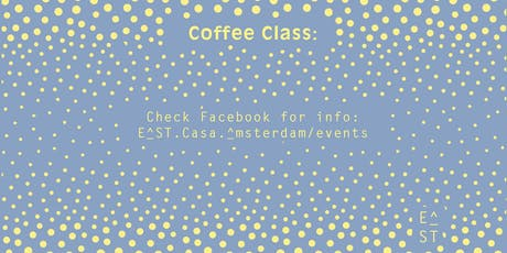 Coffee Class: Back to Black tickets