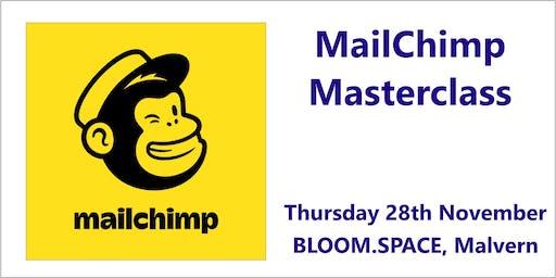 Mailchimp Masterclass, Malvern, Worcestershire
